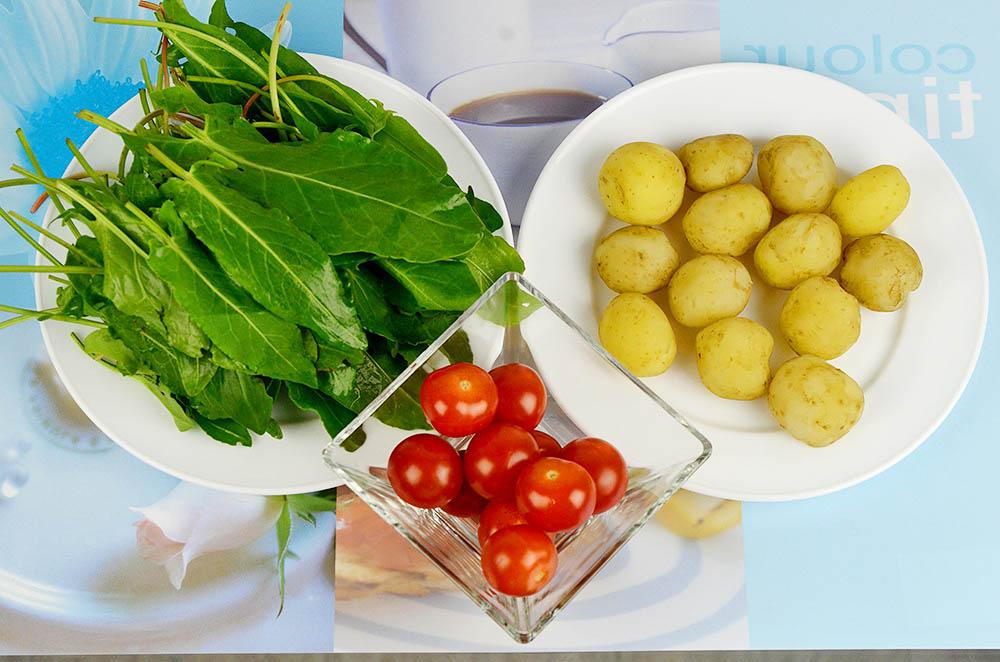 "Салат ""Картопляна ніжність"""